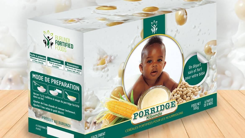 Kibondo Porridge