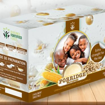 Muryango Porridge
