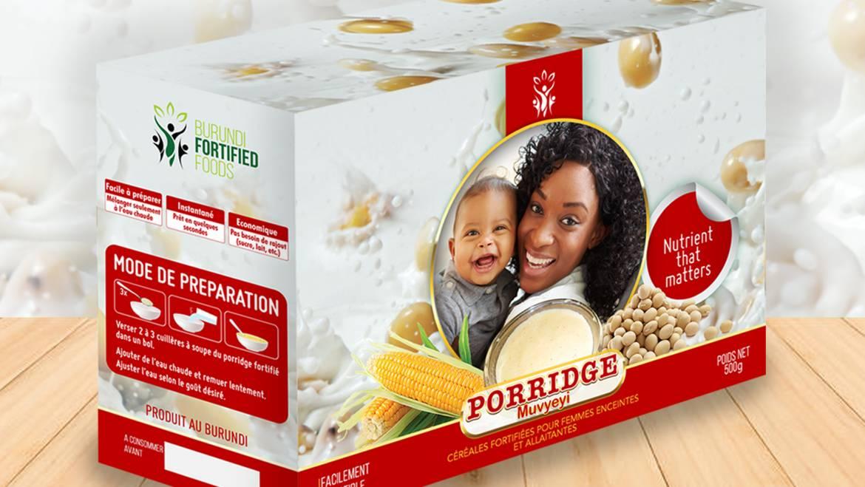 Muvyeyi Porridge